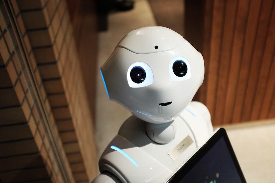 technology robot