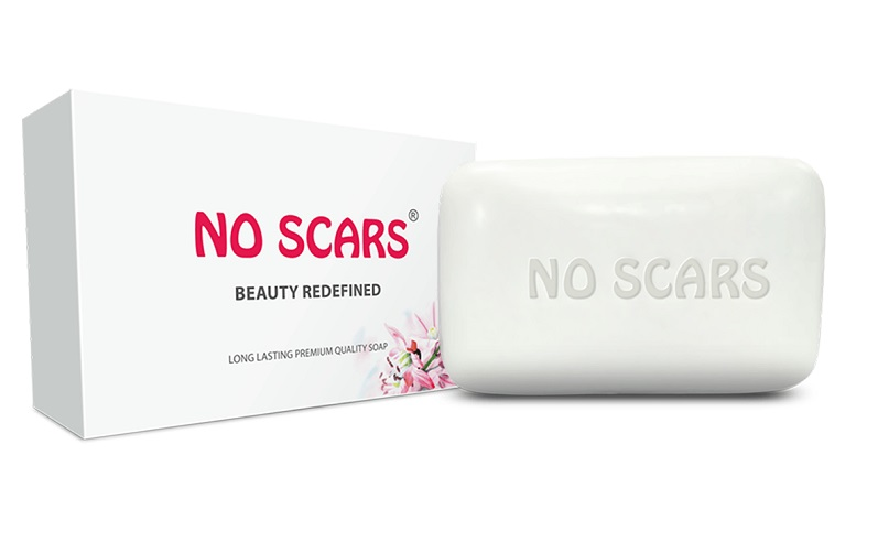 Lighten Acne Scars With No Scars Soap