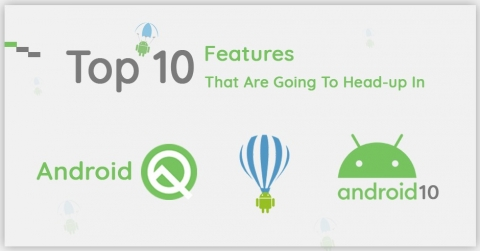 Top 10 Features That Are Going To Head-up In Android Q/Android 10