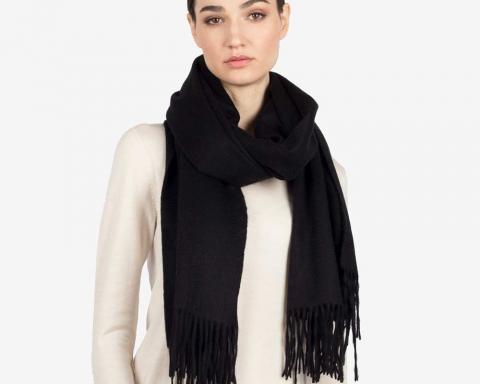 handwash cashmere scarf