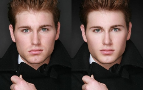 1. A Full Instruction for Photo Retouching Services in Photoshop