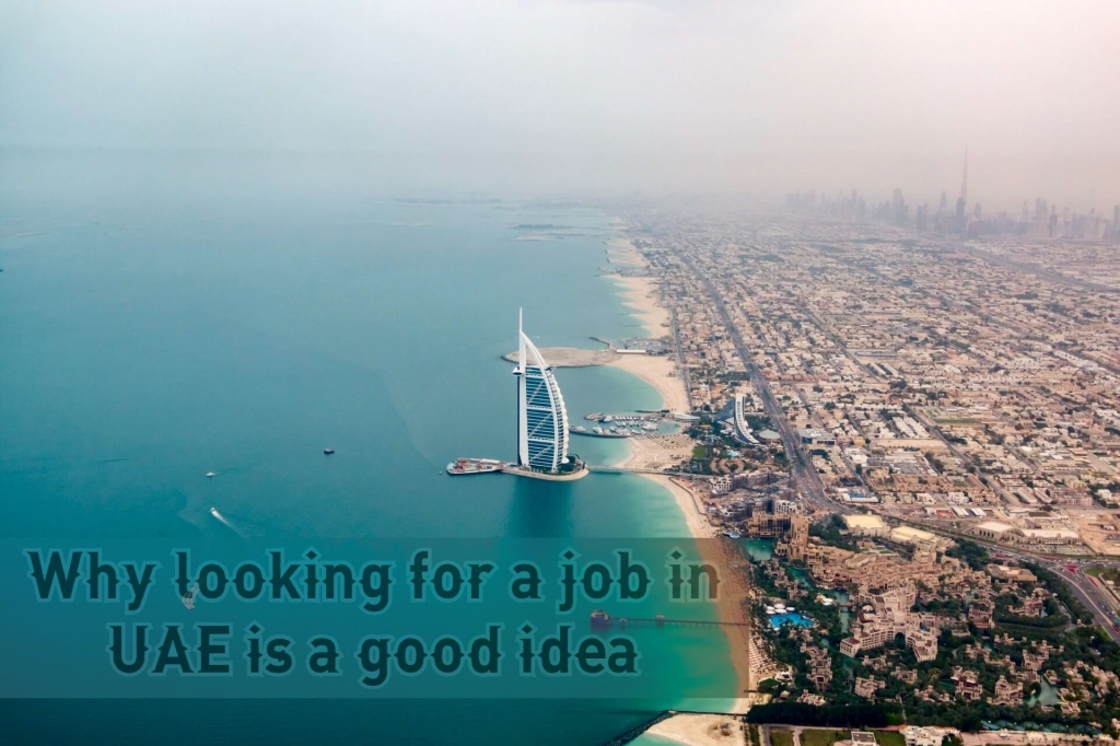 Why looking for a job in UAE is a good idea