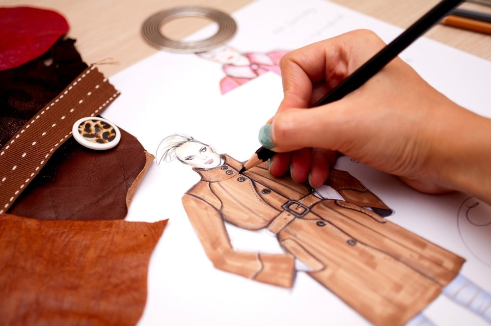 Creativity In Textile And Fashion Designing