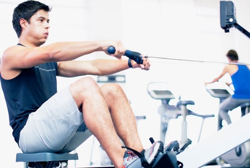 Fitness Gym and Deteriorating Stress
