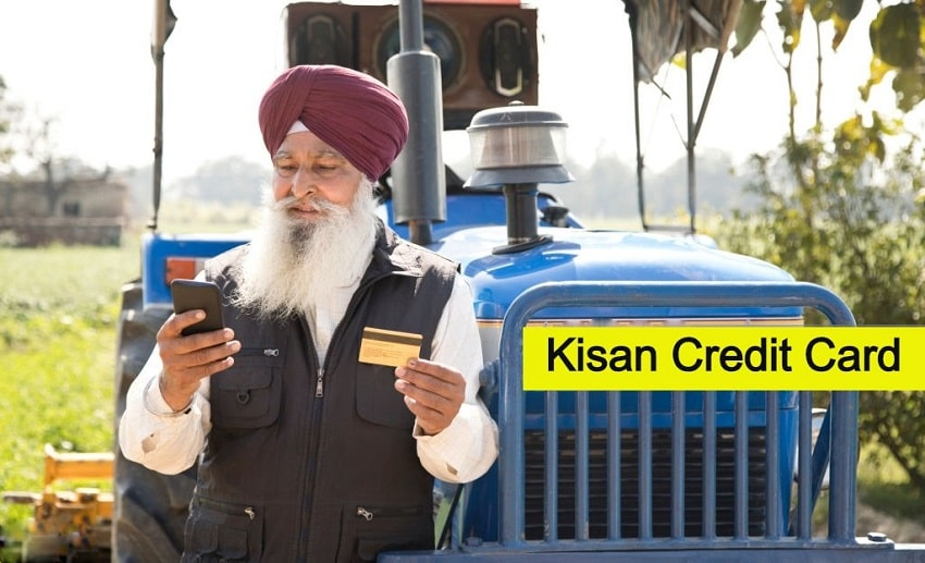 Kisan Credit Card Loan