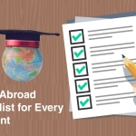 Study abroad checklist for every aspirant