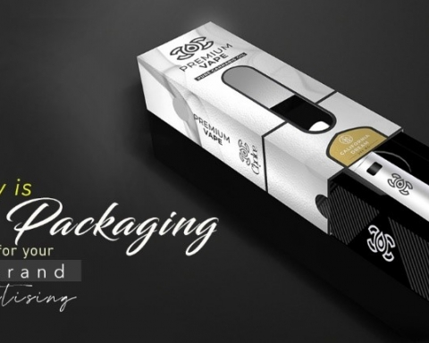Why Is Vape Packaging Good For Your Brand Advertising?