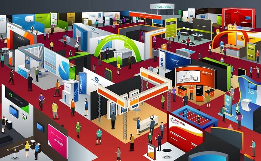 Top Tips for Exhibitors to Skyrocket ROI of Their Business Expo