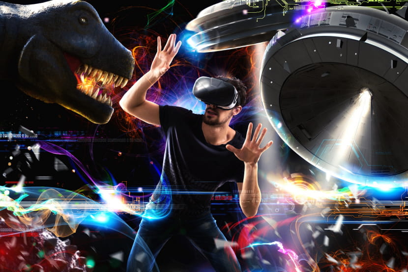 get the real entertainment of playing virtual games