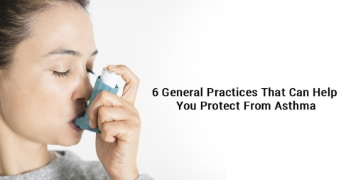 Here is how to prevent Asthma