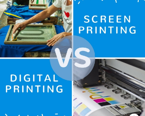 digital and screen Printing