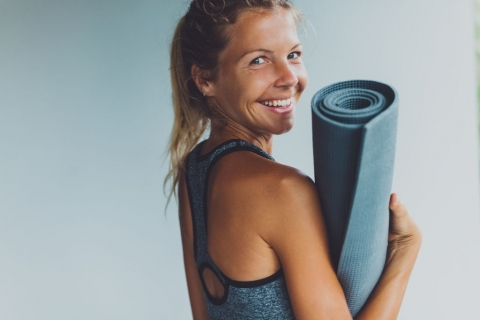 Benefits Of Buying A Yoga Mat For Exercise