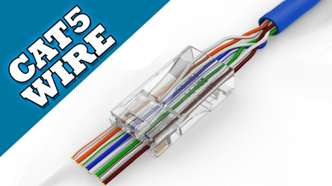 CAT 5 cable and its advantages