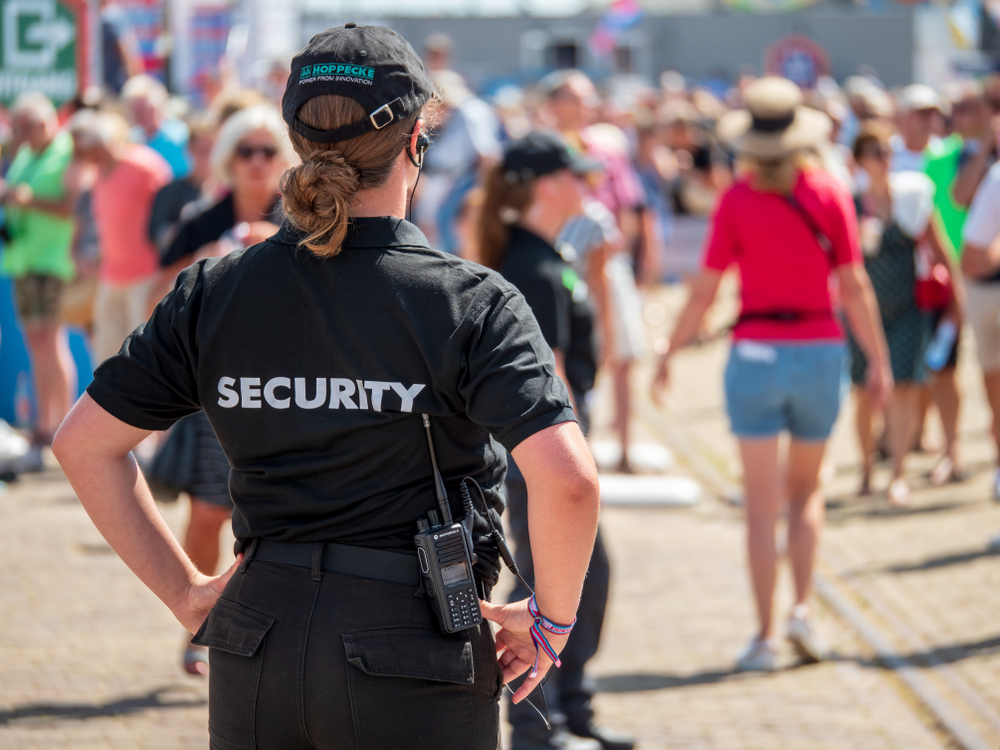 Event security tips for guests and staff