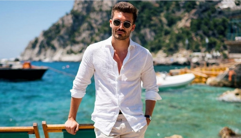 Style Guide for Wearing Men's Beach Shirts