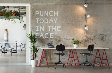 9 Futuristic Trends for Coworking Spaces in 2021