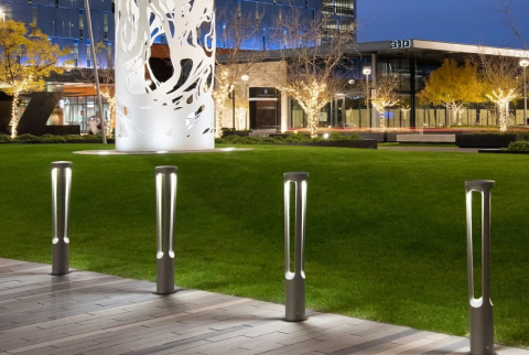 Advantages of the Solar Powered Bollards