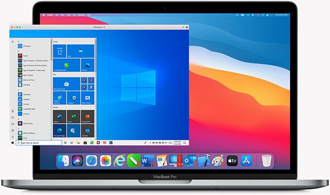 Run Windows - MacBook Tips