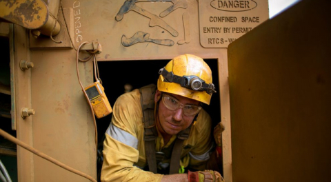Risks of Working in Confined Spaces