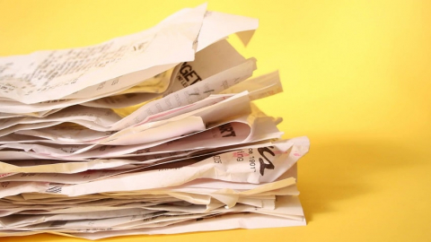 Why Keeping Receipts Are Important For A Business